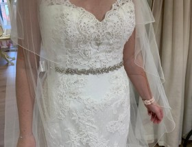 Wedding Dress : Belt