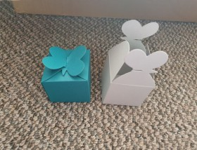 Confetti:Favour Boxes 3