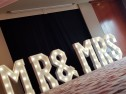Mr & MRs Sign 2